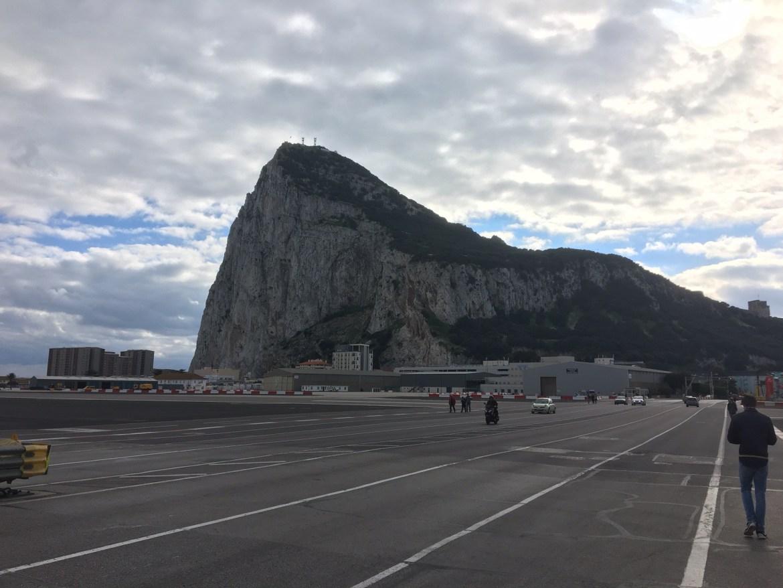 Gibraltar, airport