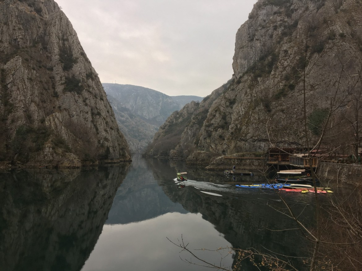 Lake Matka, Skopje