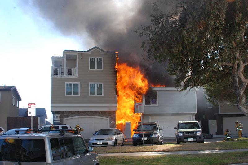 City of Huntington Beach CA  Fire Department Photo Gallery