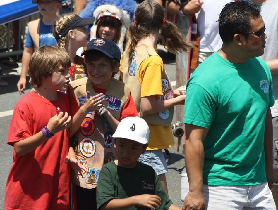 Huntington Beach Parade - Huntington Beach YMCA Adventure Guides