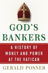 BOOK REVIEW: 'God's Bankers': Exhaustive Look at Money and Power in Vatican City