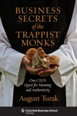 BOOK REVIEW: 'Business Secrets of the Trappist Monks': Intriguing Memoir Taps Into 1,500 Years of Wisdom