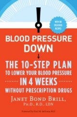BOOK REVIEW: 'Blood Pressure Down':  Lowering Blood Pressure Through Diet, Lifestyle Changes