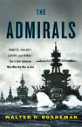 BOOK REVIEW: 'The Admirals': U.S. Blessed With Four Supremely Talented Five-Star Admirals During WWII