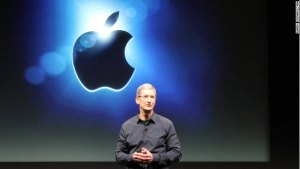 Apple CEO Timothy D. Cook
