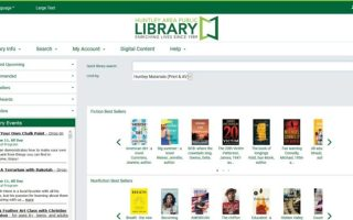 Huntley Library Online Catalog