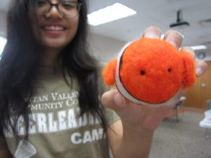 Project Tween: Felted Fish (August 2018) Gallery