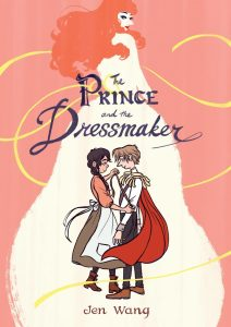 Prince and the Dressmaker - book review