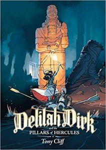 Delilah Dirk and the Pillars of Hercules - book review
