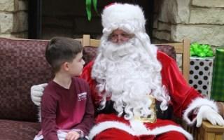 2019 Very Merry Huntley - Santa