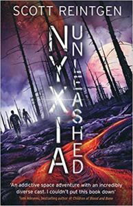 Nyxia Unleashed - book review