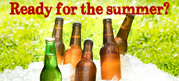 Summer stocktaking tips