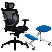 edo posture chair gym floor mat office chairs huntoffice ie ireland