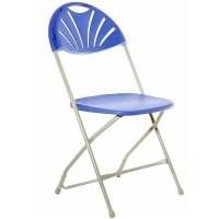 Classic Plus Blue Folding Chair - Huntoffice.ie Ireland