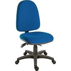 Ergonomic Chair Criteria Wwe Ppv Souvenir Chairs Posture Huntoffice Ie Ireland Ergotrio High Back Task Operator Office Blue