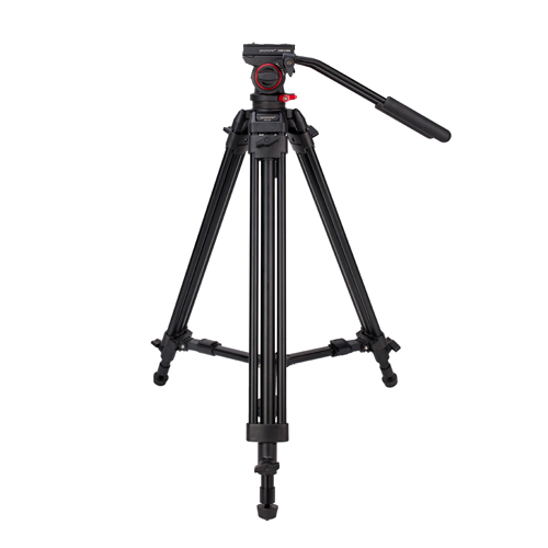 Tripods and Monopods: Promaster CT60K Cine Tripod Kit at