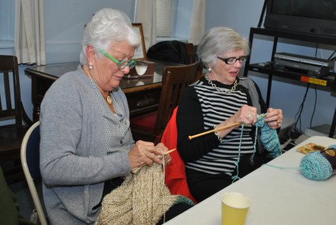 Knitting Ministry | Hunt's Memorial United Methodist Church