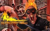 Sloss Fright Furnace in Birmingham AL