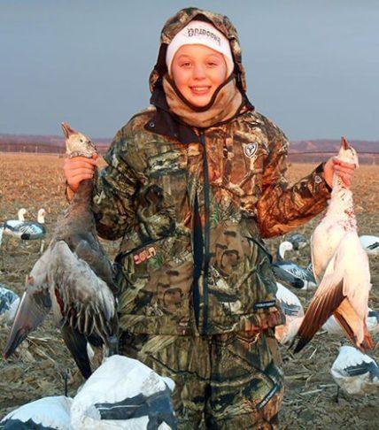 Spring Snow Goose Hunts 2014_052