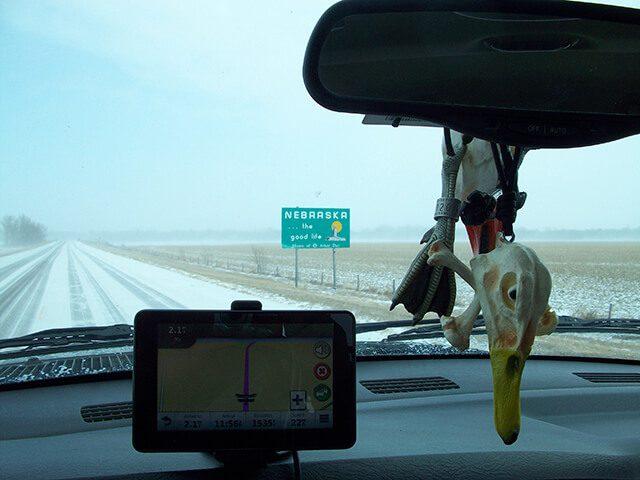 Welcome to Nebraska Snow Goose Hunting