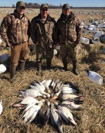 Spring Snow Goose Hunting Www.huntupnorth.com 216