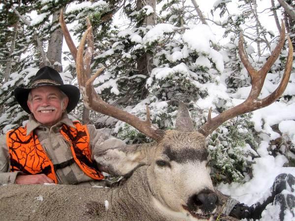 Wyoming Mule Deer Trespass Hunt - Year of Clean Water