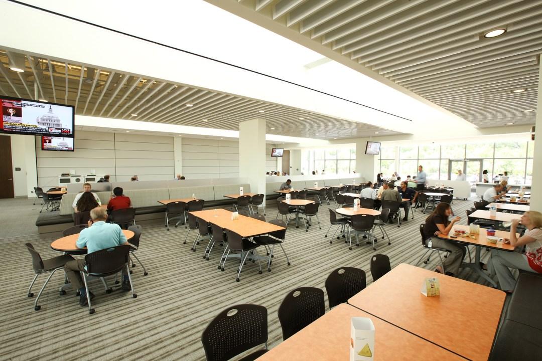 JCI Indoor Cafe