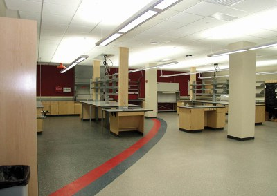 MILWAUKEE SCHOOL OF ENGINEERING BIOMOLECULAR LABORATORIES