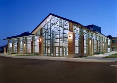 MUSKEGO-NORWAY HIGH SCHOOL