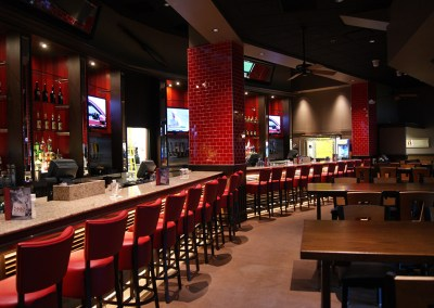 T.G.I. FRIDAY'S FRONT ROW SPORTS GRILL AT MILLER PARK
