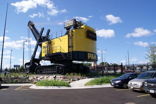 P&H MINING EQUIPMENT – PARKING LOT RECONSTRUCTION