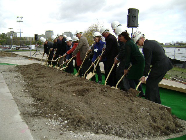 Milwaukee Art Museum_Groundbreaking