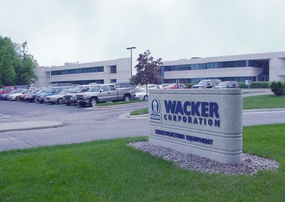 WACKER NEUSON CORPORATION MILWAUKEE