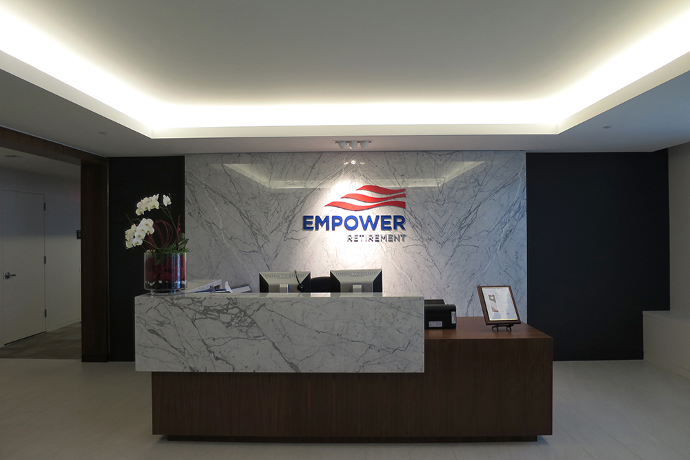 Great West_Reception