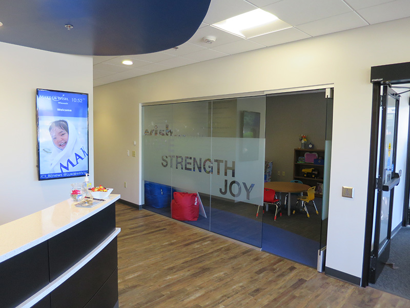 Make-A-Wish Wisconsin Offices
