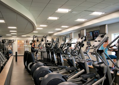 JEWISH COMMUNITY FITNESS CENTER