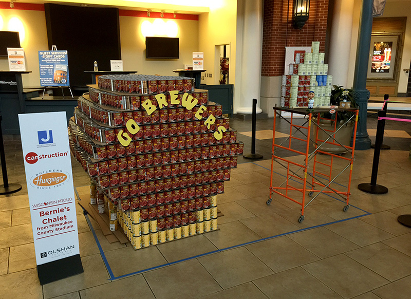 Canstruction_Progress6