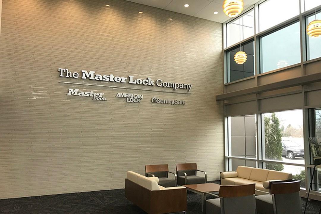 MasterLock Lobby