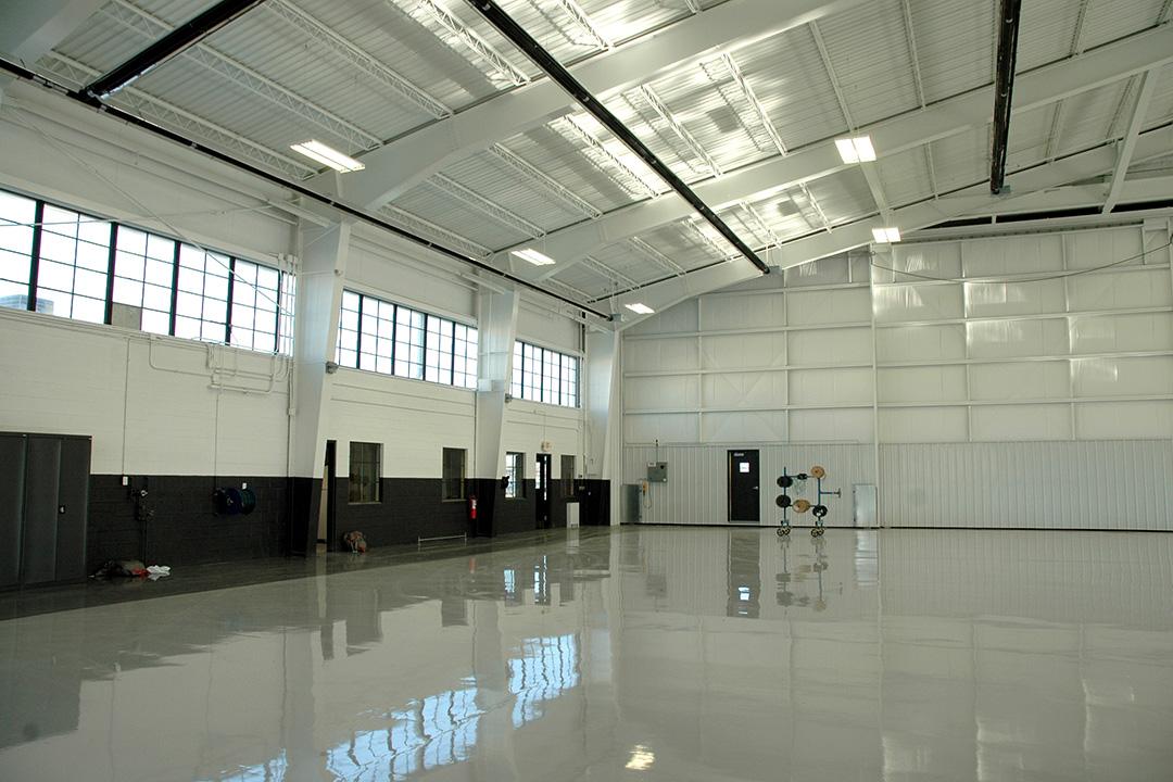 Harley Hangar1