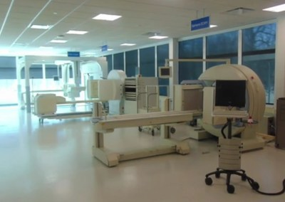 G.E. HEALTHCARE MR SIGNA TRAINING FACILITY