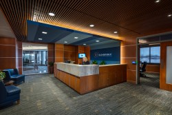 Hunzinger Completes Old Republic Risk Management Interior Renovation