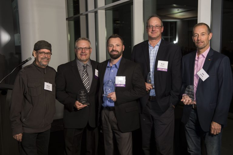 Four Honored at the Daily Reporter's 2019 Newsmaker Awards