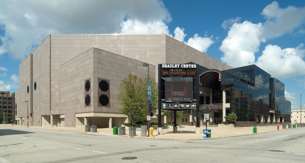 The BMO HARRIS Bradley Center