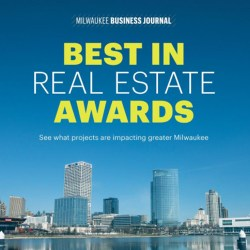 Milwaukee Business Journal Real Estate Awards
