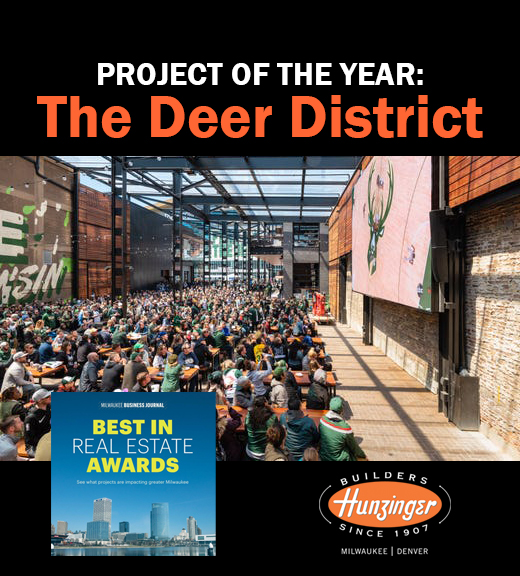 The Deer District is MBJ's Project of the Year