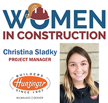Sladky Named a 2021 Women in Construction Honoree