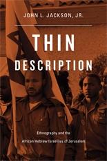 Cover: Thin Description in HARDCOVER