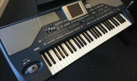 Korg PA 800 de Performans Sesleri Effect ayarlama ve Effect i Kalıcı Hale Getirme