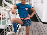 Jumpsuit Pippa Blue grey