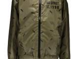 MT jacket AOP skate Khaki